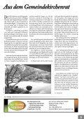 Juni / Juli 2013 - Evangelische Kirchengemeinde Schönow ... - Page 5