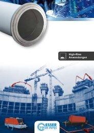 High-Rise Anwendungen - Esser Werke