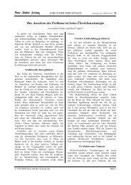 PaperOut Artikel - MBA, Supply Chain Management, SCM, ETH Zurich