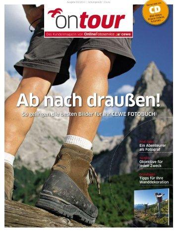 4. Ausgabe ansehen - Onlinefotoservice
