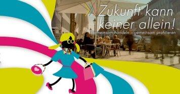 Zukunft kann keiner allein! - Projekt Augsburg City