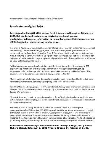 2009 - Energiforum Danmark