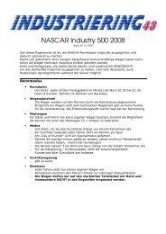 Industry500 2008 - auf dem Industriering