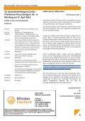 Süd-Süd-Austausch: - Mission Einewelt - Page 4