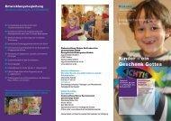Flyer Evangelischer Kindergarten Schleiz - Diakoniestiftung Weimar ...