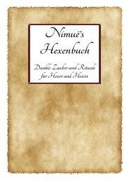 Nimué's Hexenbuch