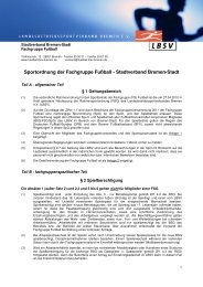 Sportordnung der Fachgruppe Fußball gültig ab 10.03.2011 (PDF)