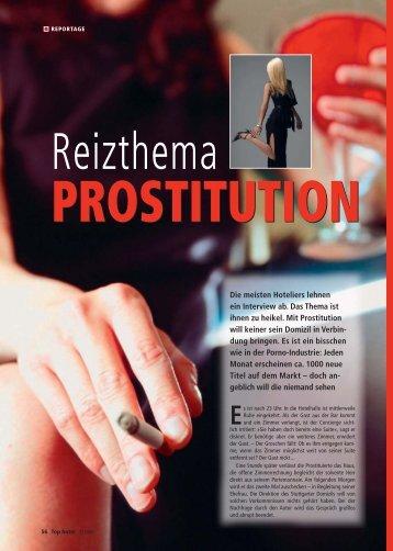 prostitution - Hannes Finkbeiner - Journalist
