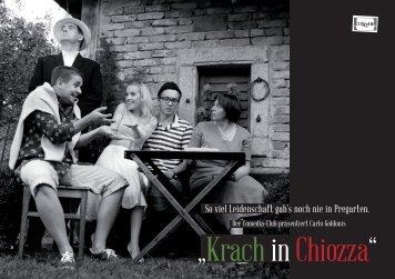 """KrachinChiozza"" - COMEDIA"