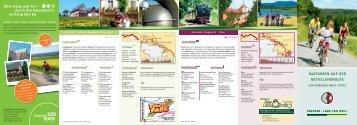 RADFAHREN AUF DER MITTELLANDROUTE - Elberadweg