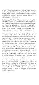 Industriemuseen Euregio Maas-Rhein - german - booklet / draft - Seite 4