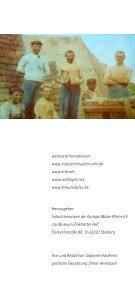 Industriemuseen Euregio Maas-Rhein - german - booklet / draft - Seite 5