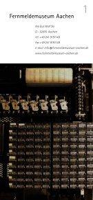 Industriemuseen Euregio Maas-Rhein - german - booklet / draft - Seite 7