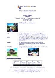 Hotel La Granjita - Islands and more