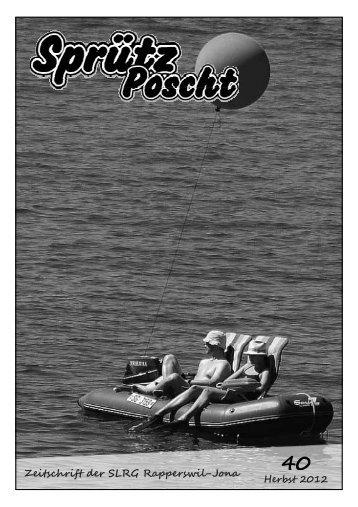 PDF-File (2.7 MB) - Die Rettungsschwimmer von Rapperswil-Jona