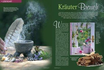 Gartenzeitung - Labdanum
