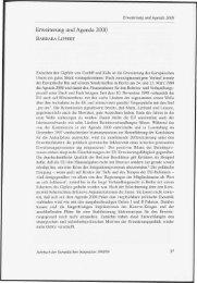 Erweiterung und Agenda 2000.pdf - Jahrbuch der Europäischen ...