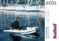 Bombard Tenders - zu Boote Pfister