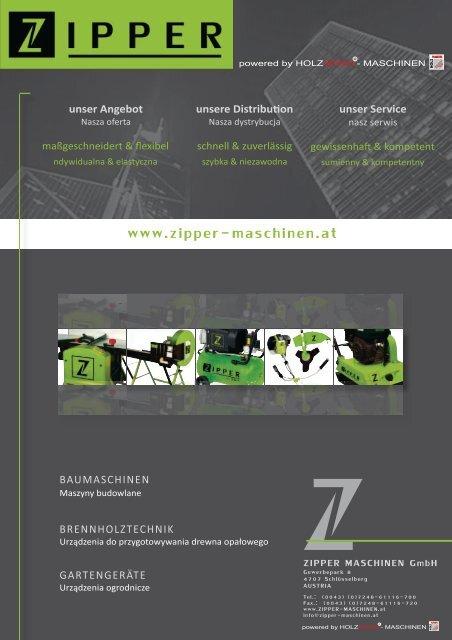 Katalog Holzmann - 2009/2010 - Holzmann Maschinen POLSKA