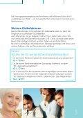 Darmkrebs und Darmkrebsvorsorge - Deutsches Grünes Kreuz e.V. ... - Seite 5