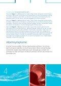 Darmkrebs und Darmkrebsvorsorge - Deutsches Grünes Kreuz e.V. ... - Seite 6