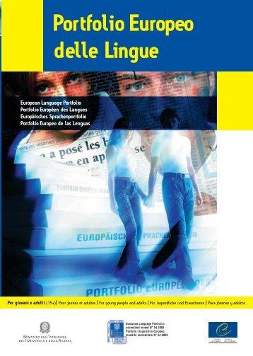 Portfolio Europeo 2 impa - Loescher