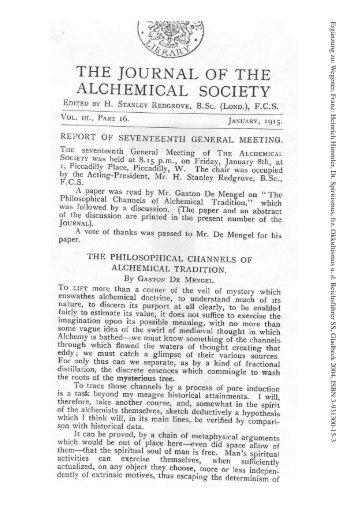 Ergänzung zu: W egener, Franz: Heinrich Himmler, Dt. Spiritismus ...