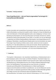 Hintergrundartikel zur SuperResolution-Technologie - TestoSites