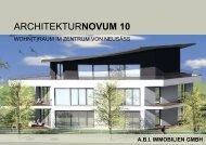 ARCHITEKTURNOVUM 10 - ABI Immobilien GmbH