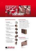 Mauerwerk-Komplett-Programm - Bisotherm - Seite 6