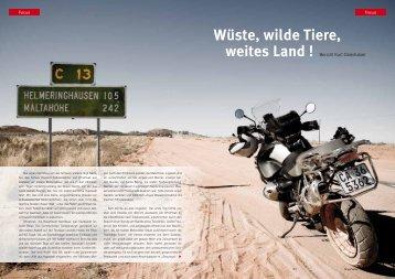 Karoo Biking in Motion Ausgabe 2011