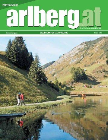 arlberg.at – die Zeitung für Lech und Zürs