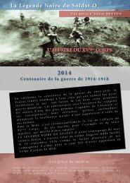 La Légende Noire du Soldat O - Théâtre de la Méditerranée