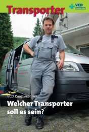 VCD Transporter RZ - Clean Vehicle Portal