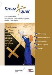 quer Kreuz - kirche-singen.de
