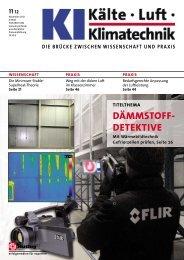 Musterausgabe kostenlos als PDF herunterladen - KI – Kälte, Luft ...