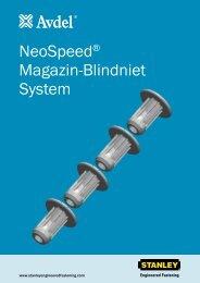 Download NeoSpeed® Flyer - Avdel Global