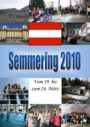 Vom 19. bis zum 24. März