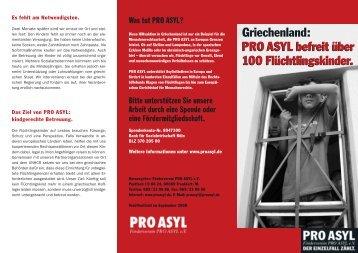 pdf öffnen, 220 KB - Pro Asyl