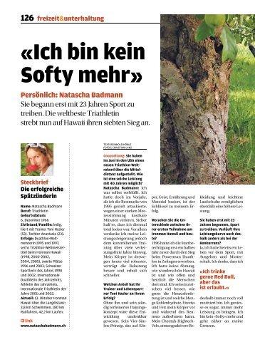 Interview - Toni Hasler GmbH
