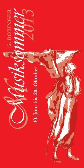 12. Bobinger Musiksommer 2013 - Bistum Augsburg