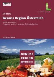 Genuss Region E - HLW Amstetten