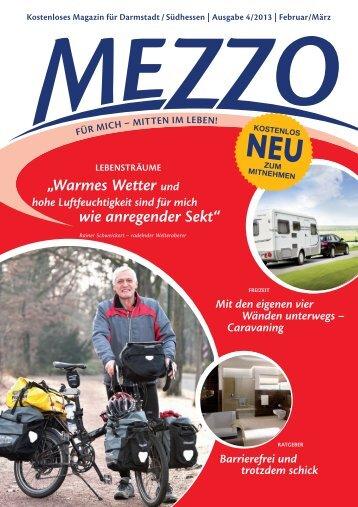 """""""Warmes Wetter und wie anregender Sekt"""" - MEZZO-Magazin"""