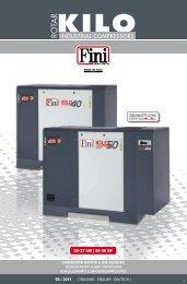 volantino in PDF - Fini Compressori - Fini Compressors