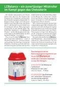 Lesen Sie speziell aufbereitete Broschüre über LCBalance Produkt - Seite 6