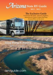 to Download Now! - AZ RV Guide