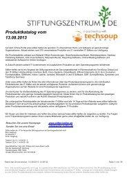katalog als pdf - Stifter-helfen.de