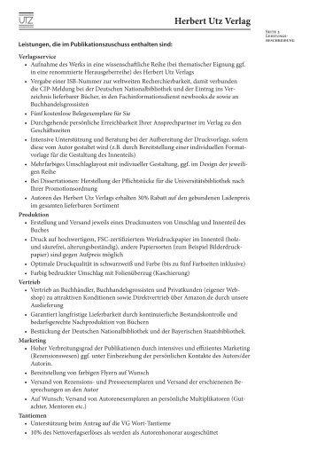vdi dissertation veröffentlichen