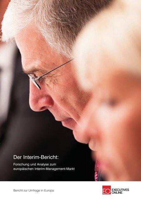 Kostenfreier Download des Interim Management Reports (PDF)