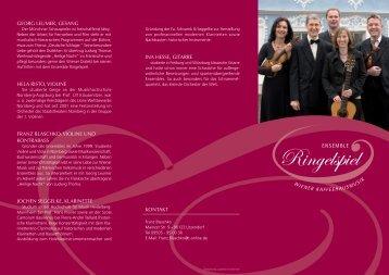 Ensemble-Ringelspiel (pdf) - Schwenk & Seggelke